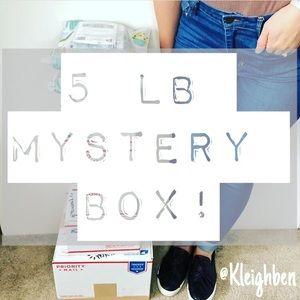 5lb Variety Mystery Box!